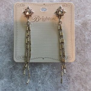 NWT Brighton Dangling Earrings